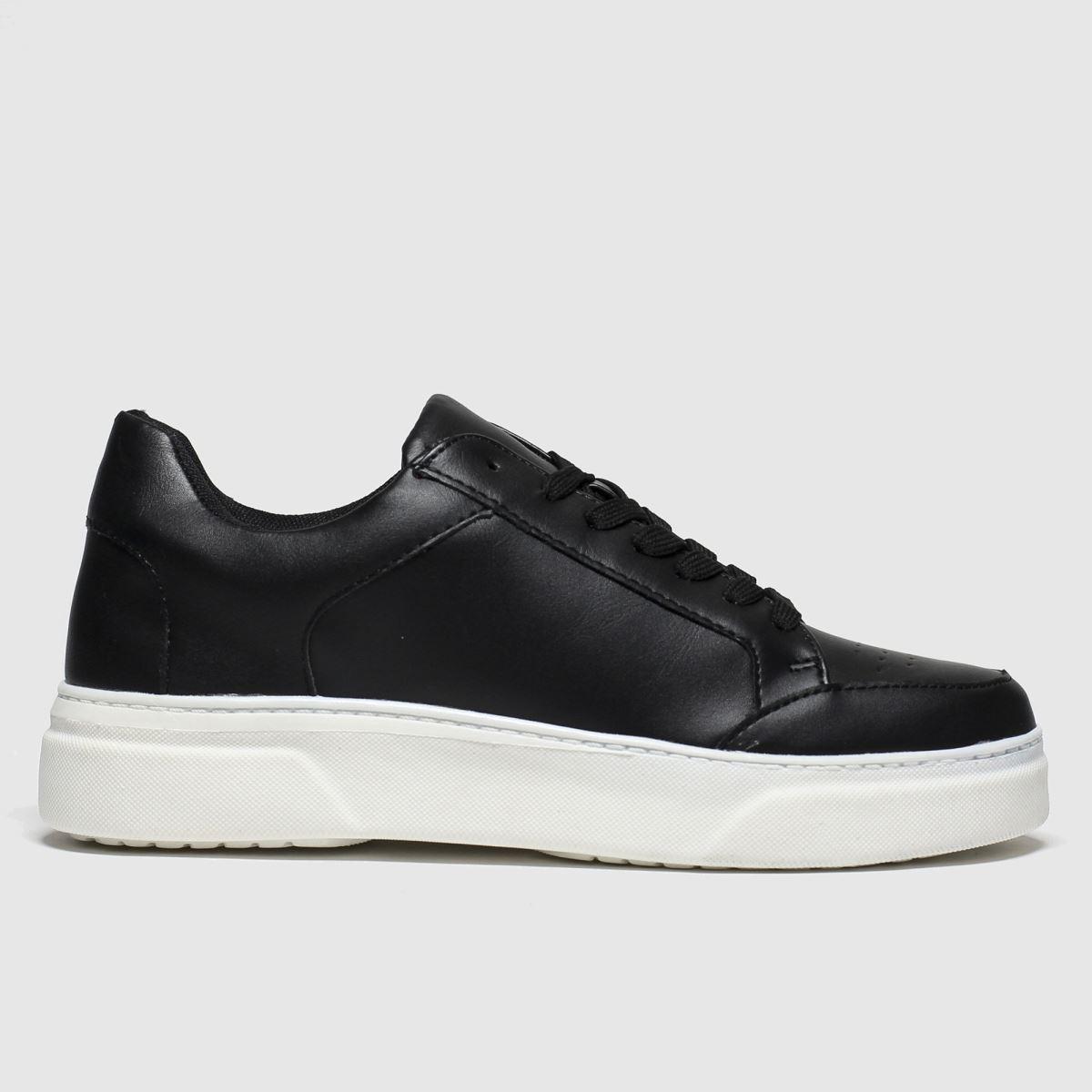schuh Schuh Black Rewind Flat Shoes