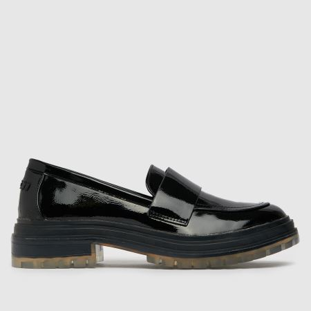 schuh Lotus Patent Clear Sole Loafertitle=