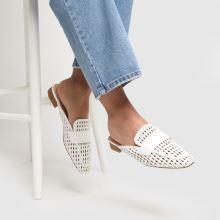 schuh Latoya Weave Backless Loafer,2 of 4
