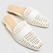 schuh Latoya Weave Backless Loafer,3 of 4