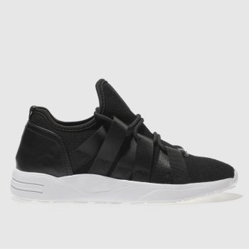 Schuh Black Distraction Womens Trainers