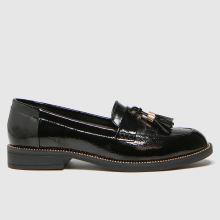 schuh Lailah Croc Trassel Loafer,1 of 4