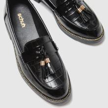 schuh Lailah Croc Trassel Loafer 1
