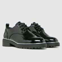 schuh Lola Lace Up With Hardware 1