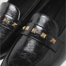 schuh Larra Studded Loafer 1
