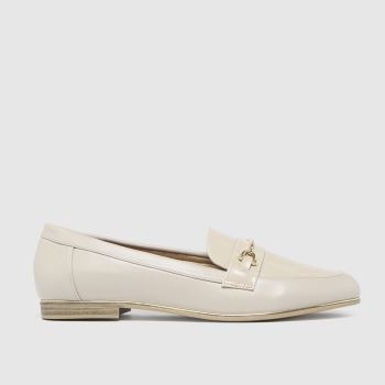 schuh Stone Lizzi Snaffle Loafer Womens Flats