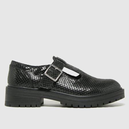 schuh Lani Snake T Bar Shoetitle=