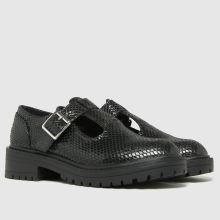 schuh Lani Snake T Bar Shoe 1