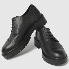 schuh Lois Leather Brogue Lace Up 1