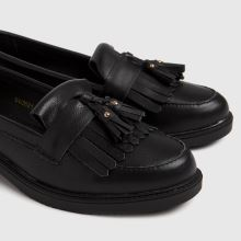 schuh Lorri Leather Loafer,4 of 4
