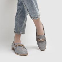 schuh Liliana Croc Chain Loafer 1