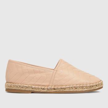 schuh Natural Luz Espadrille Shoe Flats