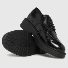 schuh Leebo Patent Brogue Lace Up,3 of 4