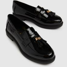 schuh Wide Fit Knowledge Loafer,3 of 4