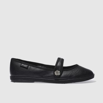 Blowfish Black Goji Womens Flats
