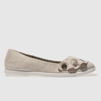Blowfish Pink Gayls Womens Flats