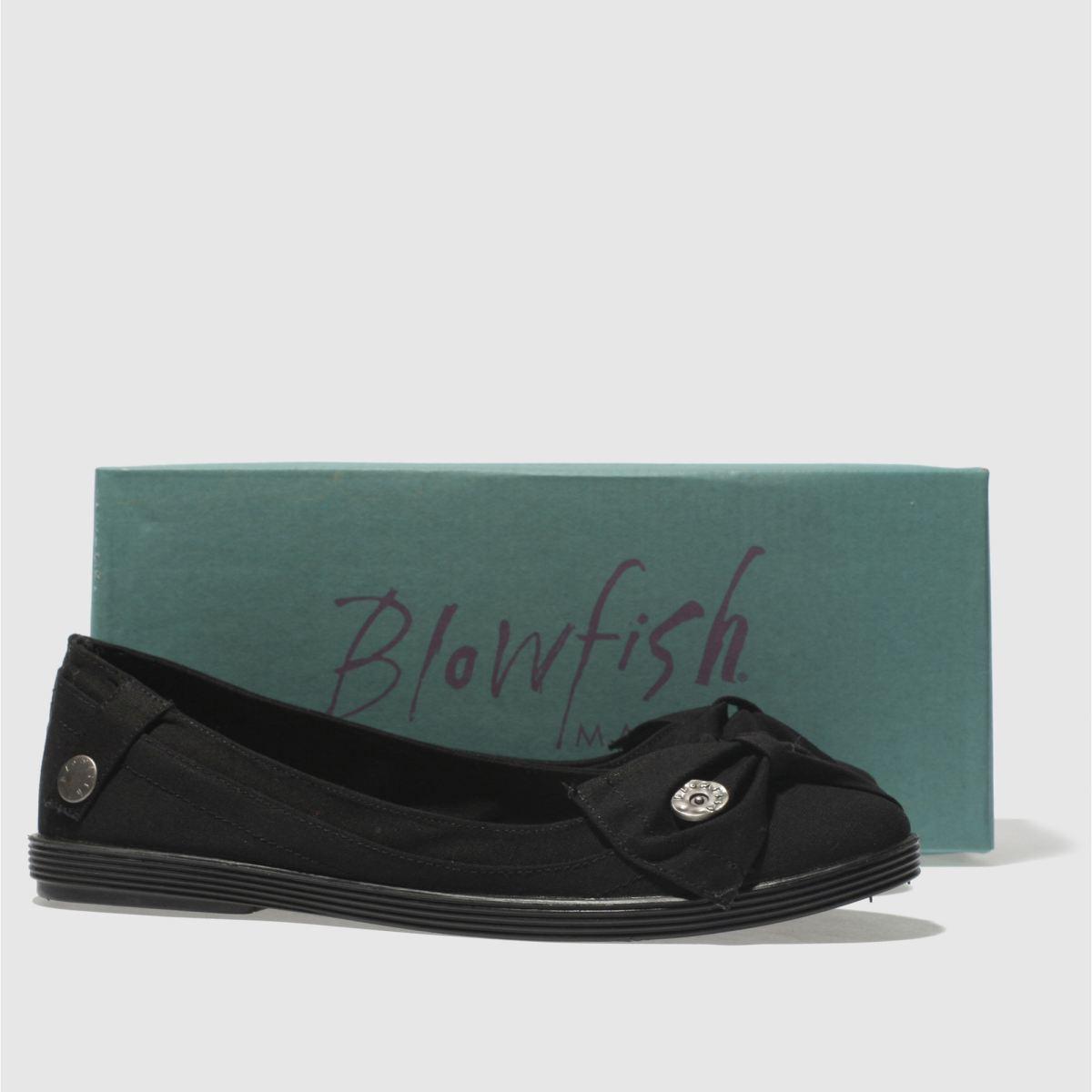 Damen Schwarz schuh blowfish Gimlet Flats | schuh Schwarz Gute Qualität beliebte Schuhe eb79db