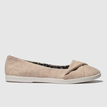 Blowfish Malibu Pale Pink Tizzy Womens Flats