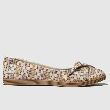 Blowfish Multi Tizzy Womens Flats