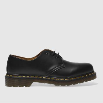 Dr Martens Black 1461 Shoe Womens Flats