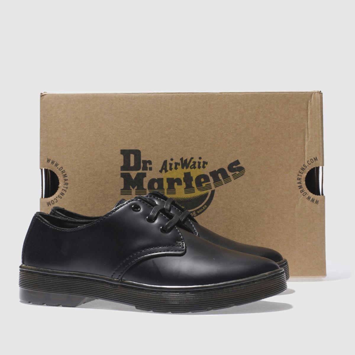 Damen Schwarz dr martens Cruise Gizelle 3 Eye Flats | Schuhe schuh Gute Qualität beliebte Schuhe | 658468
