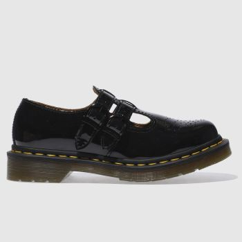 Dr Martens Black 8065 Mary Jane Womens Flats