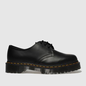 Dr Martens Black 1461 Bex Shoe Womens Flats