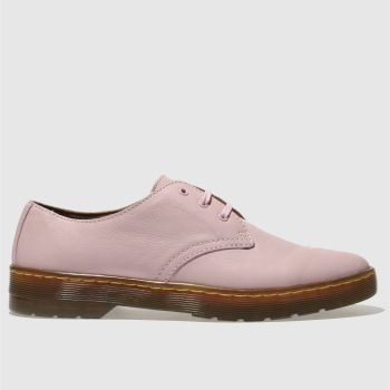 DR MARTENS PALE PINK CRUISE GIZELLE FLAT SHOES