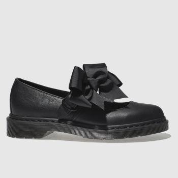 Dr Martens Black Mariel c2namevalue::Womens Flats