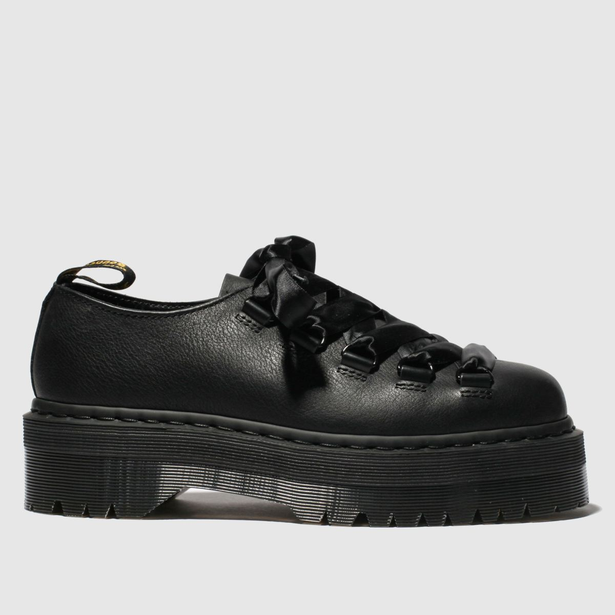 Dr Martens Black Caraya Shoe Flat Shoes