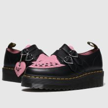 Dr Martens lazy oaf buckle creeper lo 1