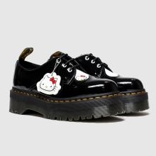 Dr Martens 1461 Quad Hello Kitty 1