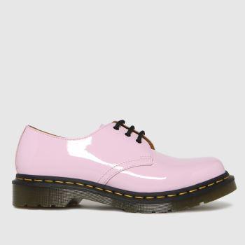 Dr Martens Pale Pink 1461 Womens Flats