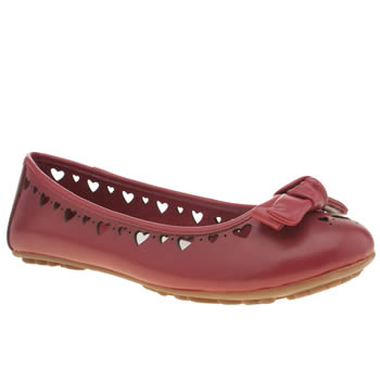 Hush Puppies Red Heart Shoes