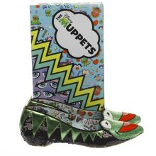 Irregular Choice disney muppets kermit the frog 1