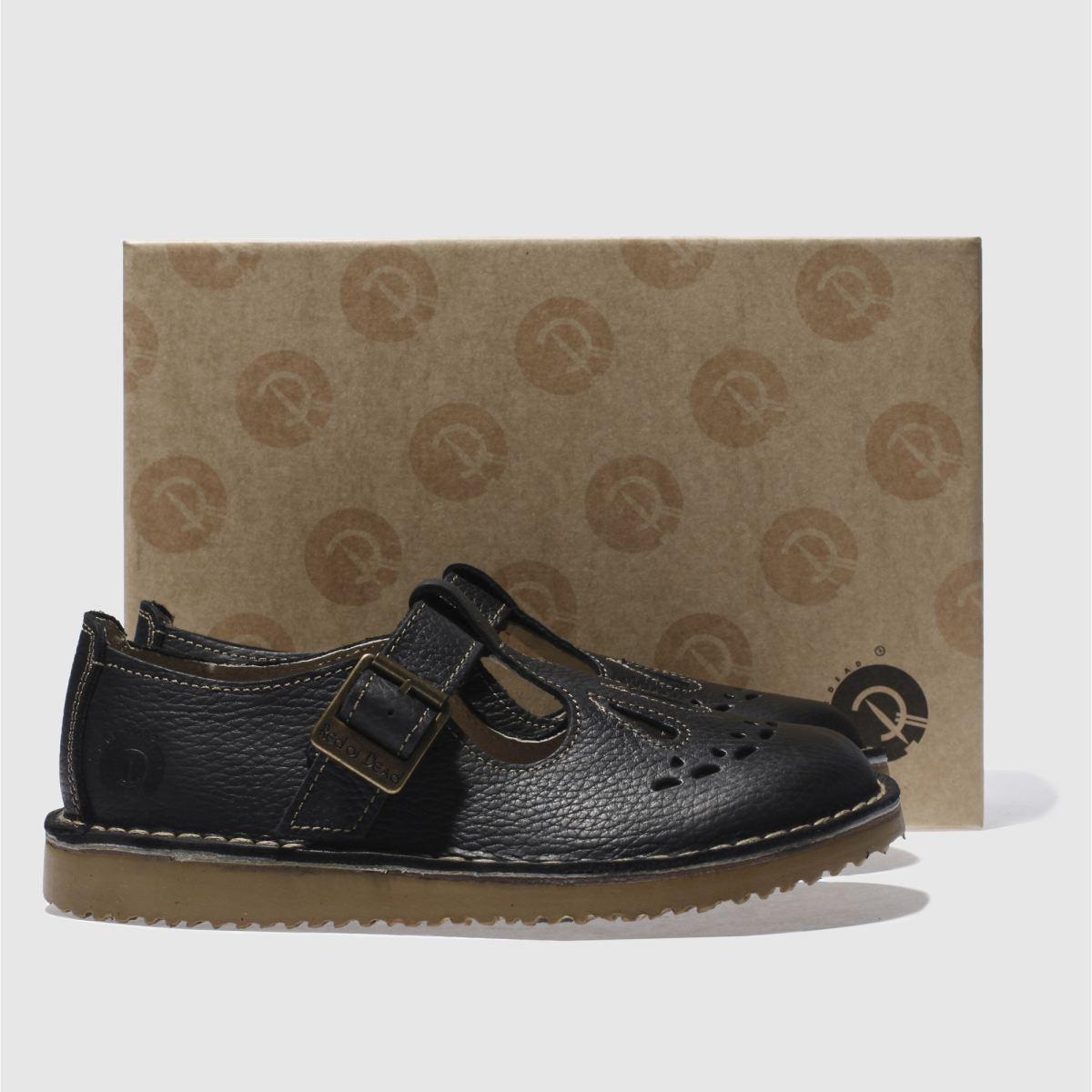 Damen Schwarz red Flats or dead Leather Jade Flats red | schuh Gute Qualität beliebte Schuhe d897c2
