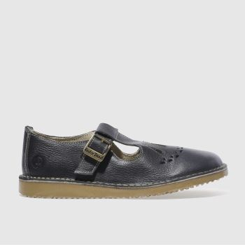 Red Or Dead Navy Jade Ii Womens Flats