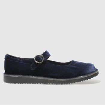 Red Or Dead Navy MISS SMITH Flats