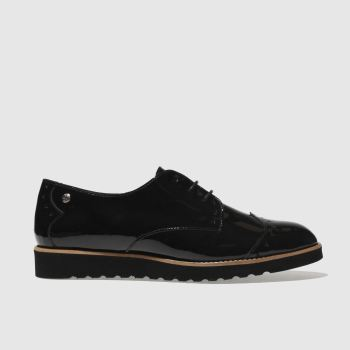Red Or Dead Black MISS PARKIN Flats