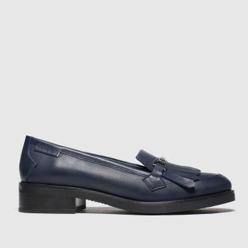 Red Or Dead Navy Eton Womens Flats