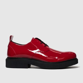 Red Or Dead Red TONY Flats