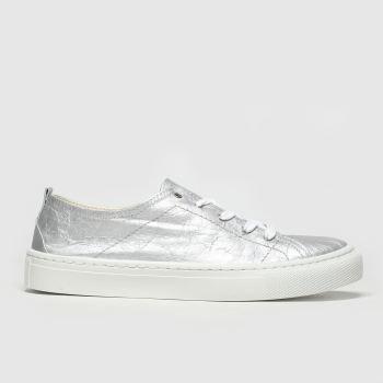 Schuh Silver Redeem Womens Flats
