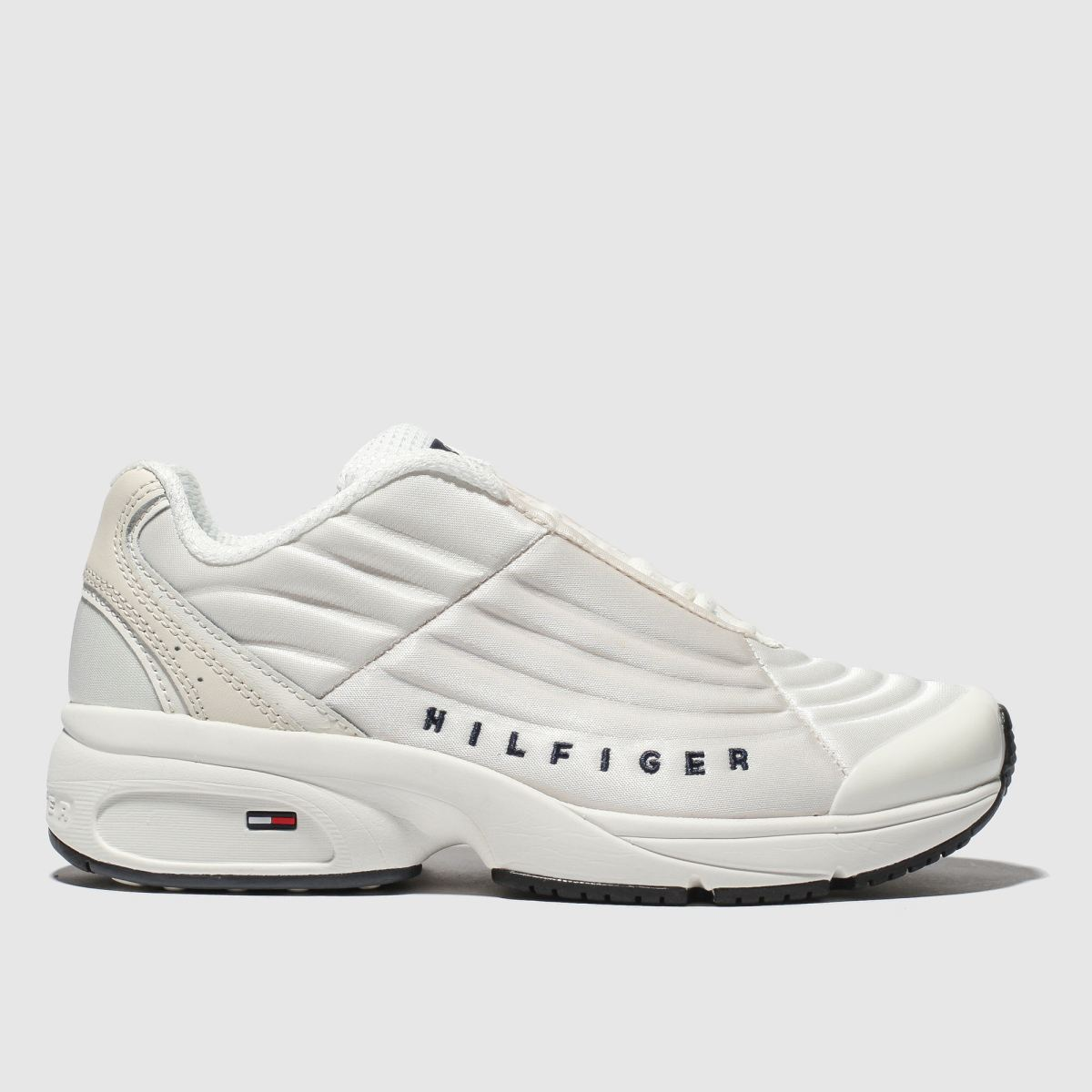 Tommy Hilfiger White Tj Heritage Sneaker Trainers