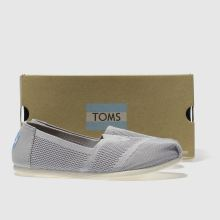 Toms seasonal classic custom knit 1