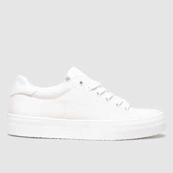Schuh White Amaze c2namevalue::Womens Trainers