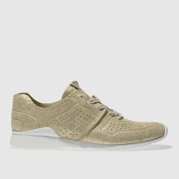 Ugg Gold Tye Stardust Womens Trainers