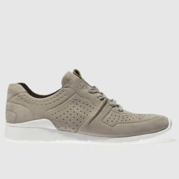 Ugg Grey Tye Womens Trainers