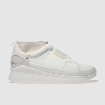 Ugg White Neutra Sneaker Womens Trainers