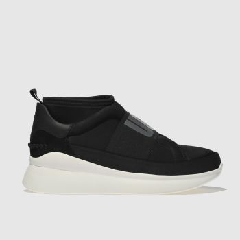 Ugg Black Neutra Sneaker Womens Trainers
