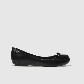 Zaxy Black Pop Beauty Womens Flats